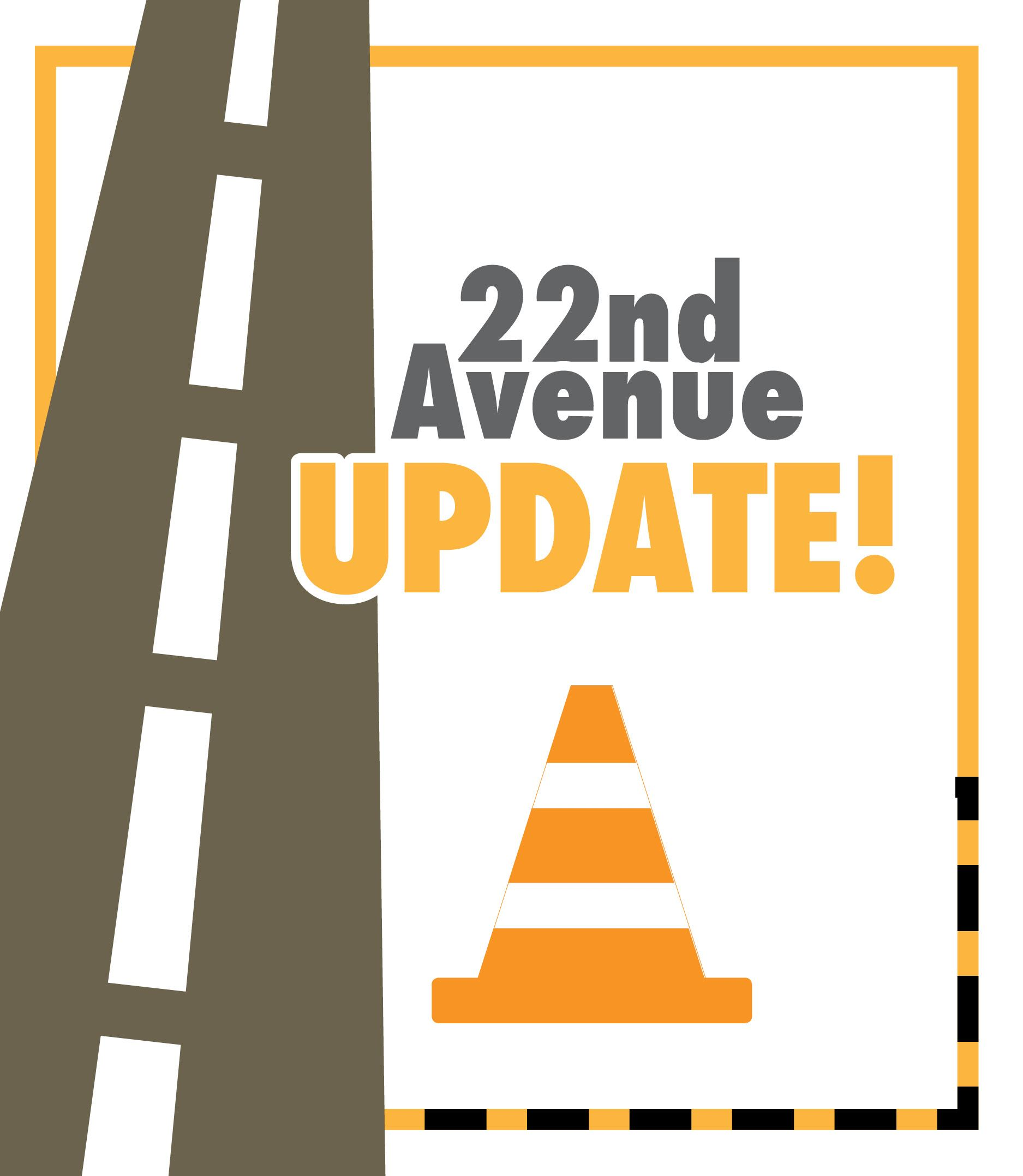 22nd Ave Update image