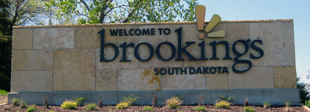 brookings sd official website