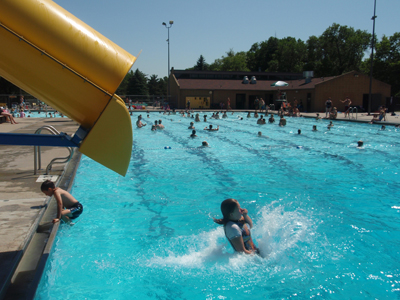 Hillcrest Aquatic Center